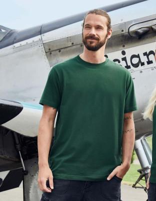 Herren Work BIO Stretch T-shirt Solid