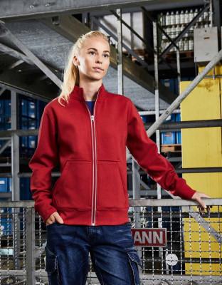 Damen Work Jacke zweilagig Solid