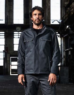 Workwear Softshell Jacke Solid