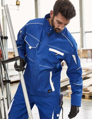 Workwear jacket Color