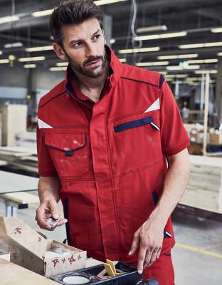 Workwear vest Color
