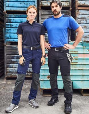 Workwear 4-Way Stretch Hose Slim Line Essential