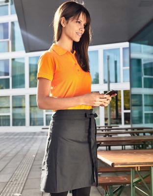 Damen Workwear BIO Poloshirt Essential
