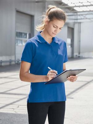 Damen Workwear Poloshirt Essential