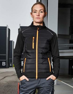 Ladies Hybrid Jacket Essential