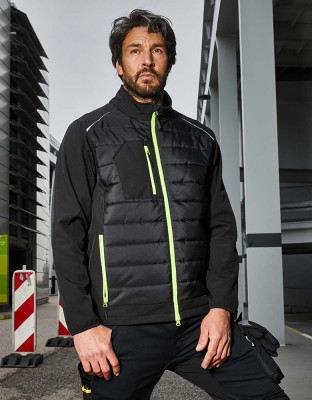 Mens Hybrid Jacket Essential