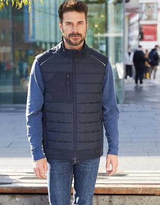 Mens Hybrid Vest Essential