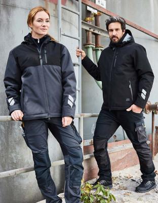 Workwear Hardshell Jacket Lined Essential