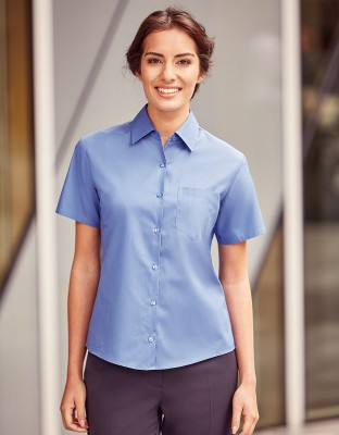 Blouse Tina Short-Sleeved
