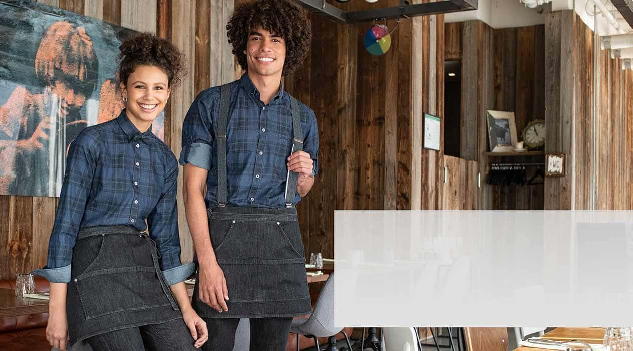 Modische Berufsbekleidung ▷ Arbeitskleidung online kaufen bei COMO